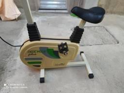 Bicicleta ergometrica moviment
