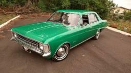 GM Chevrolet Opala Especial 1974 (cambio na coluna, 6 passageiros)