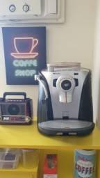 Cafeteira espresso automática