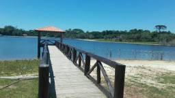 Terreno de frente pra Lagoa. Excelente Propriedade