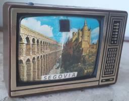 Antigo Dispositivo Formato Televisão para ver Imagens - Plástico - Porto Alegre/RS