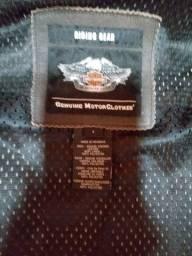 Jaqueta de couro da Harley DAVIDSON