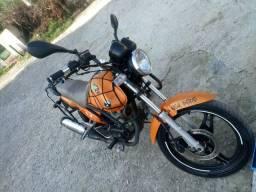 Kn 150(Usa peças de Suzuki yes e ybr)