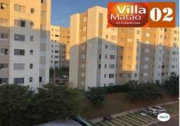 Apartamento a Venda no Condomínio Residencial Villa Matão 02
