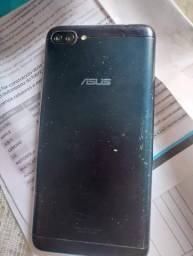 VENDO ZENFONE ASUS ZC520KL MAX M1 AZUL 16GB