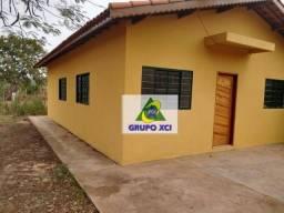 Chácara com 2 dormitórios à venda, 1892 m² por R$ 300.000,00 - Recreio Recanto Feliz - Cos
