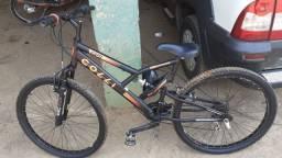 Vendo bicicleta  zerada semente anda 500