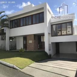 Casa em Condomínio para Venda em Lauro de Freitas, Estrada do Côco, 5 dormitórios, 4 suíte