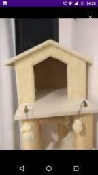 Castelos para gatos casinhas arranhadores