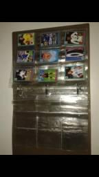 Título do anúncio: Pasta Tamanho A-4 com 3 furos para Porta Cards e/ou Cartões Telefônicos