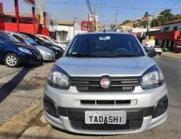Fiat Uno Drive 2017/18 Financiamento em até 100% - 2018