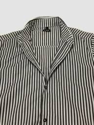 Camisa Listrada Masculina Dking