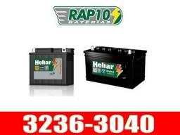 Baterias Heliar 60AH c/ promoção disponível!!