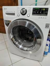 Máquina de Lavar LG (Lava e Seca) 10,2Kg   Sonho das donas de Casa!