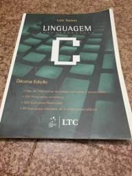 Livro Linguagem C - Luís Dantas