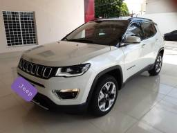 Jeep Compass Limited 2.0 AT 2018/Zero - 2018