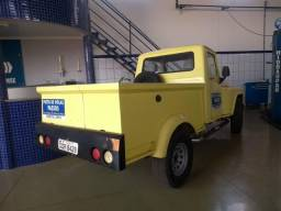 Pick up Ford Willis F 75