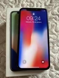 Vendo iPhone X 64gb - leia anúncio
