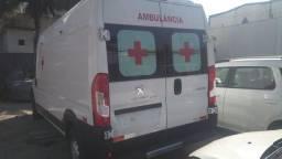 Boxer ambulância