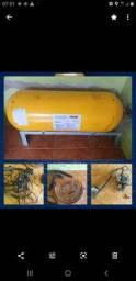 Kit gas 5 geração