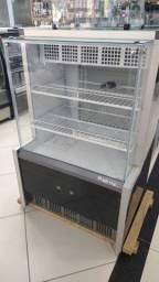 Vitrine frente de padaria Refrigerada 75cm  - * Irani