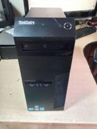 CPU Lenovo core i3 3 geração  HD 500 4gb
