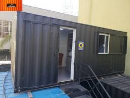 Kitnet Container em Dry Wall 15m² com isolamento térmico