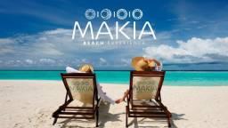 Makia Beach Experience - Flat de praia com alta rentabilidade