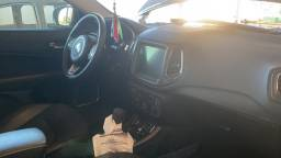 Jeep Compass Diesel 4x4 2018/2018 Pouquíssimo rodada