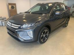 Mitsubishi Eclipse Cross GLs 1.5 Turbo 2020 Banco de couro de fábrica