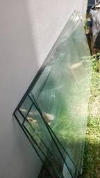 Vidros temperados 10mm