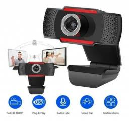 Webcam pc Camera Mini Packing 480p Com Microfone alta qualidade