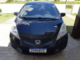 Honda Fit EXL 09 automático baixo km