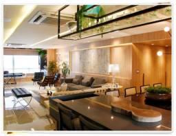 Edf. Jardins da Aurora, reformado, c/ móveis planejados, 4 suítes, andar alto, 210m²
