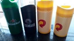 Isopor para cerveja