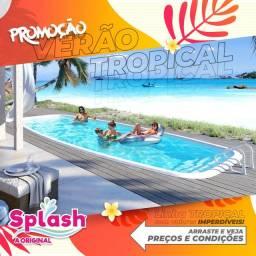 Verão Tropical piscina pra sua medida!