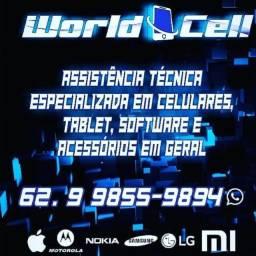 Assistência técnica celulares