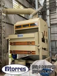 Máquina pré limpeza 40 toneladas hora Kepler Weber reformada ?