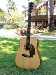 Lindo Violão Luthier - Exclusivo