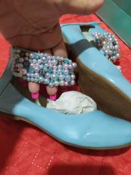 Sapato infantil Gats tamanho 30 (novo)