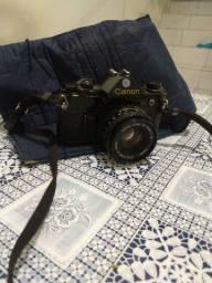 Vendo Máquina fotográfica analógica Canon A-1