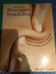 Livro massagem terapêutica Mário Paul casar
