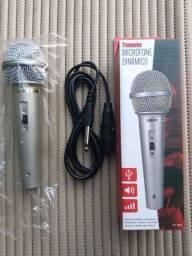 Microfone Profissional Karaoke Palestras