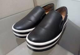 Sapato Slip On Vizzano Preto