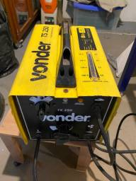 Maquina de solda Vonder