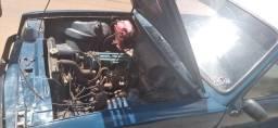 Motor do chevette 1.4 gasolina funcionando