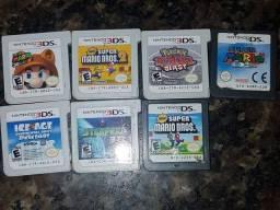 Jogos DS e 3DS