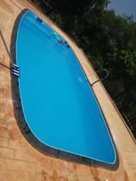 LS - A piscina ideal para sua casa ou sitio -Com 15 anos de garantia