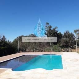 JA Piscina Alpino - piscina de fibra - piscina 10 metros