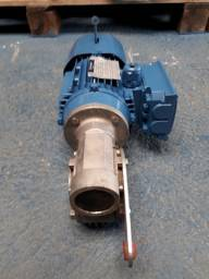 Motor elétrico  trifásico motofreio 0.5 cv.